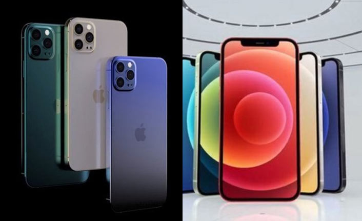 iPhone 12 Türkiye fiyatı ne kadar? 4 seçenek var...