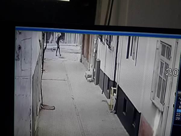Yaşlı kadını domuz bağı ile öldürmüşlerdi! Kamera görüntüleri ortaya çıktı