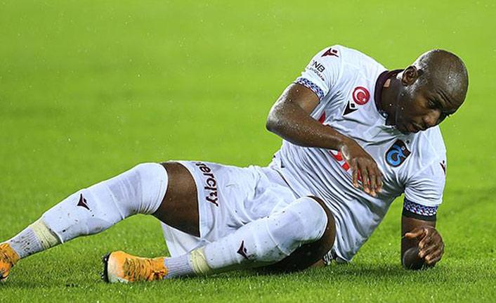 Trabzonspor'da Afobe vasatı aşamadı