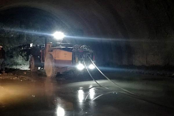 Yeni Zigana tünelinde iş kazası: 1 ölü