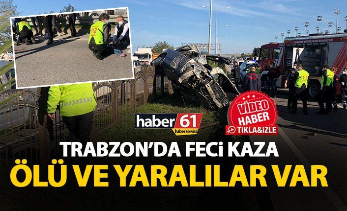 Trabzon'daki feci kazayla ilgili flaş gelişme! Haber61 ifadelere ulaştı