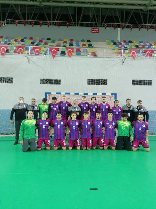 Trabzon B.B. Hentbol Takımı durdurulamıyor