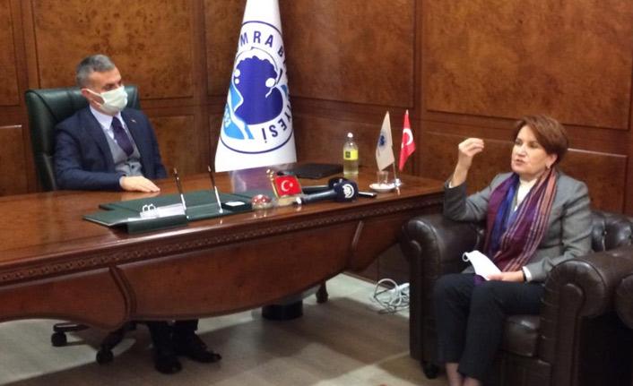 Meral Akşener açıkladı: Trabzon'un en büyük problemi...