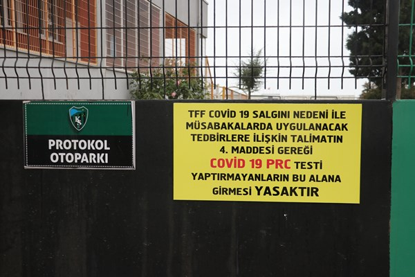 Hekimoğlu Trabzon'un maçı ertelendi