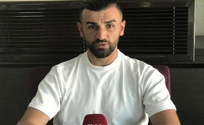 Trabzonspor'un da gündemine gelen Serdar Dursun'dan transfer açıklaması