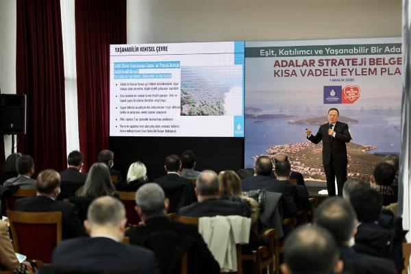 """İmamoğlu'ndan adalar çıkarması: """"30 yıl sorun konuşulmayacak bir dönem yaşatmak istiyoruz"""""""