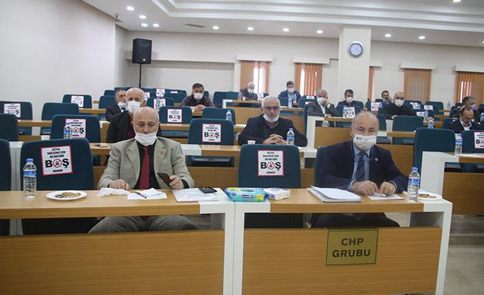 Giresun il genel meclisi aralık ayı toplantısını gerçekleştirdi
