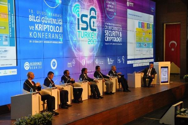 13. Uluslararası Bilgi Güvenliği ve Kriptoloji Konferansı başlıyor