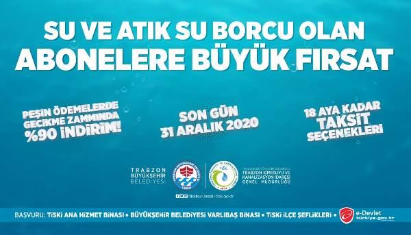 Trabzon dikkat! Yapılandırma için son tarih 31 Aralık