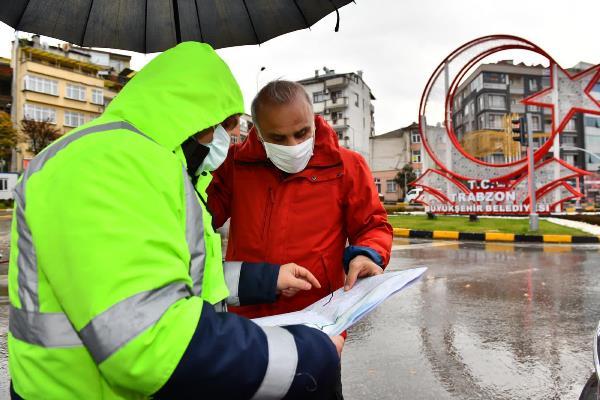 Başkan Zorluoğlu çalışmaları inceledi