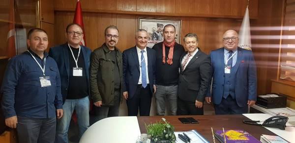 KGK Genel Başkanı Mehmet Ali Dim koronavirüse yakalandı