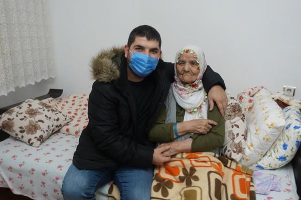 Artvin'de 116 yaşında koronavirüse yendi