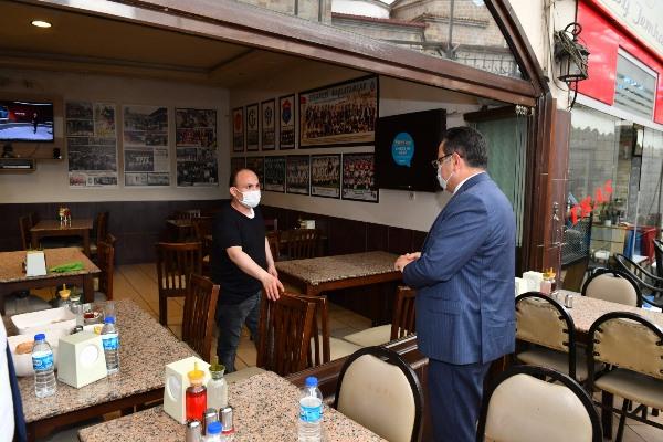 Başkan Genç Trabzon'da yoğun bakım doluluk oranını açıklayarak uyardı