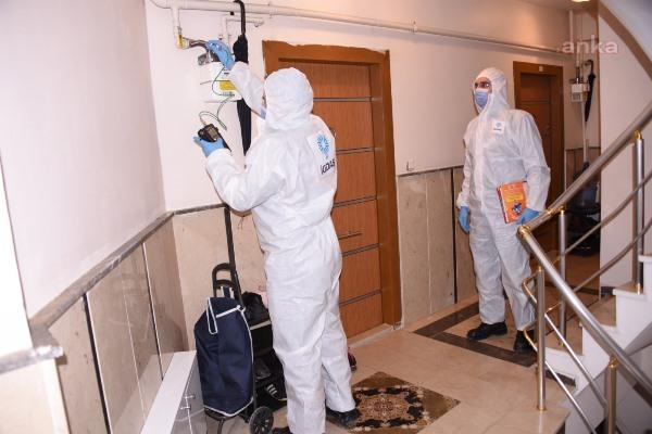 İBB pandemi sürecinde her kesimin yanında
