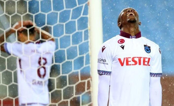 Trabzonspor'da yine aynı travma endişesi
