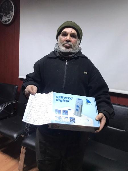 Kanser hastası vatandaşa Bakan Soylu'dan destek