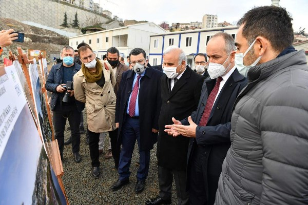 "Genç: ""TOKİ'nin Trabzon'a çok ciddi katkıları oldu"""