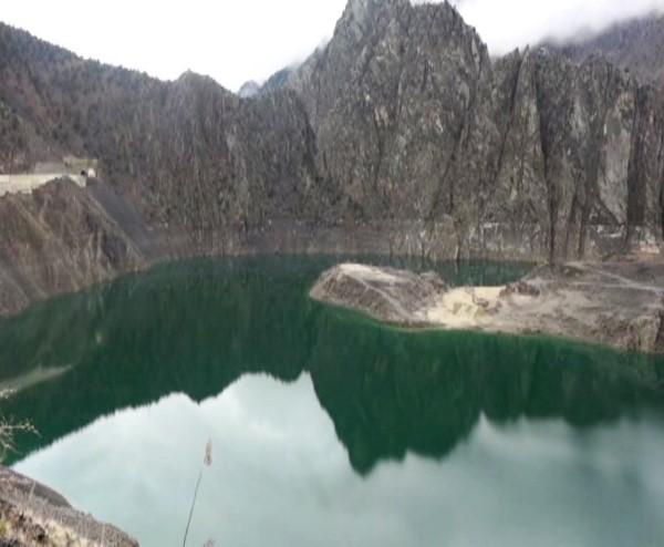 Artvin'de barajlardaki su seviyesi düştü