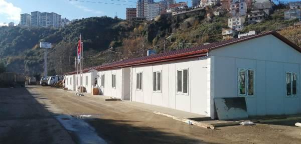 Trabzon Büyükşehir Belediyesi kısıtlamayı fırsata çevirdi!