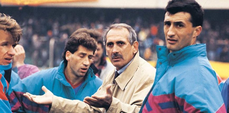 Trabzonspor efsanesi Özkan Sümer Hayatını kaybetti