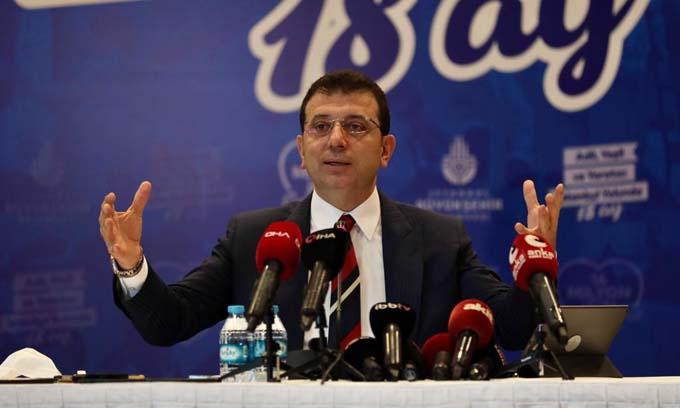 """Başkan İmamoğlu: """"Bence de Kuran'ın Arapça okunması gerekirdi"""""""
