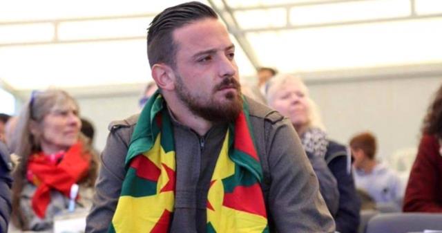 Terör sevici futbolcu kaçtığı Almanya'da tutuklandı
