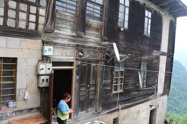 Rize'de 183 yıllık tarihi konak kavgası
