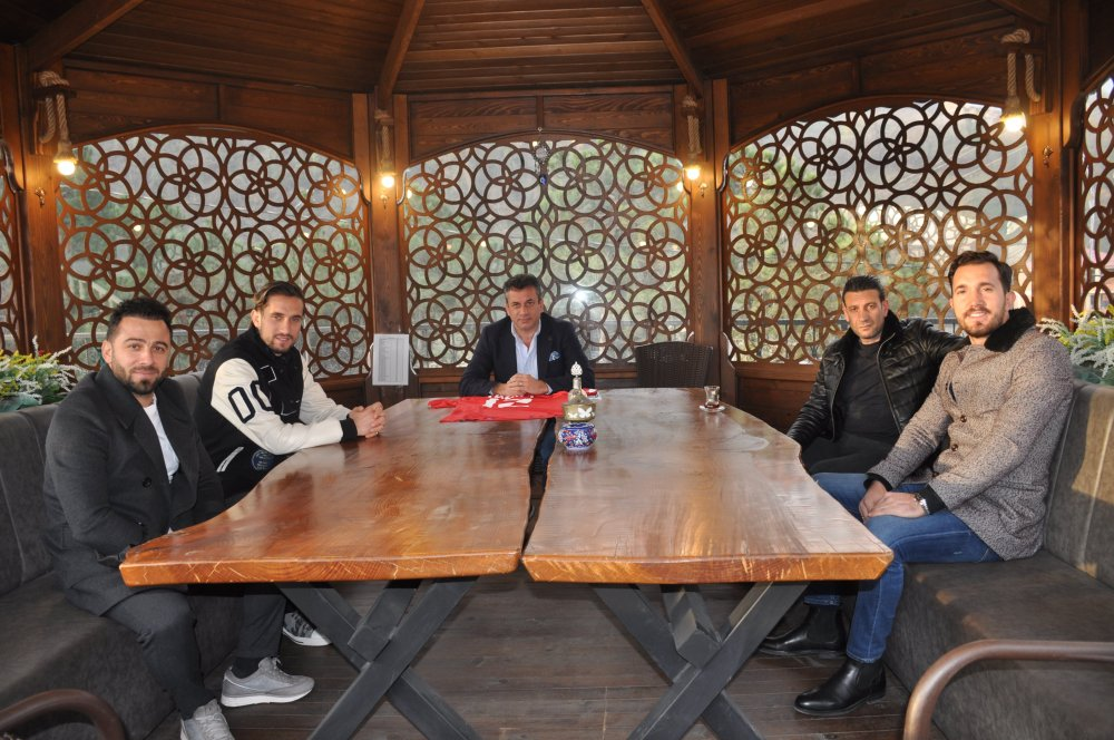 Yusuf Yazıcı'dan Hekimoğlu Trabzon'a ziyaret