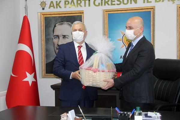 Bakan Karaismailoğlu Giresun'da!