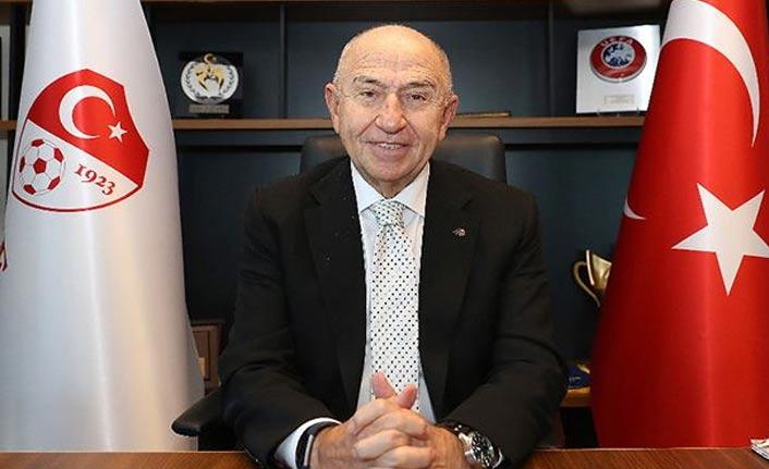 Türkiye Futbol Federasyonu Başkanı Nihat Özdemir