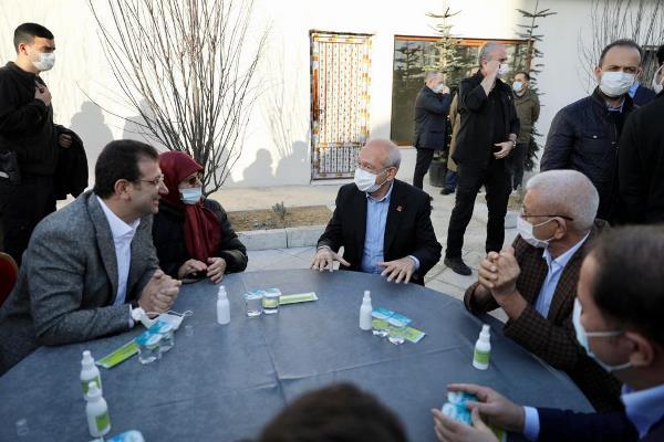 """Kılıçdaroğlu sözü verdi, İmamoğlu yanıtladı: """"Alkışlamayı öğrenmeliler ve alışmalılar"""""""