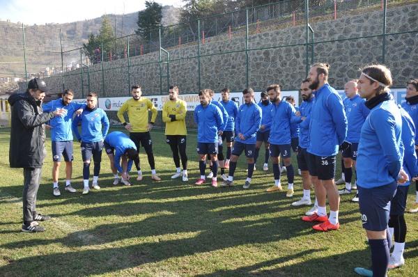 Hekimoğlu Trabzon hazırlıklarını tamamladı