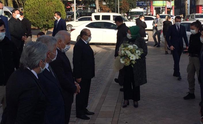 Bakan Zehra Zümrüt Selçuk Trabzon'da