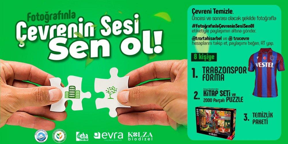 Ortahisar Belediyesi'nden Trabzonspor forması hediye