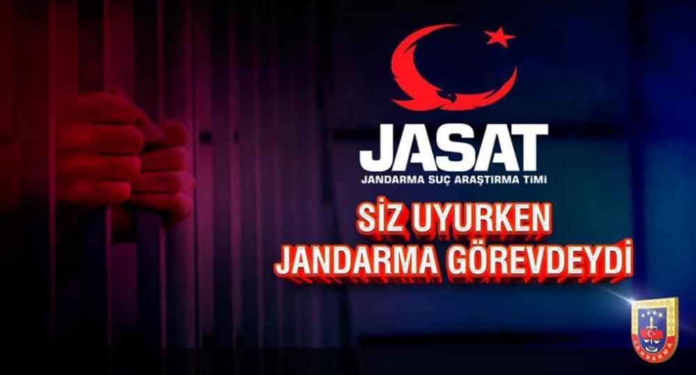 Trabzon'da 3 ilçede operasyon!3 Olay aydınlatıldı! Aranan bir kişi yakalandı