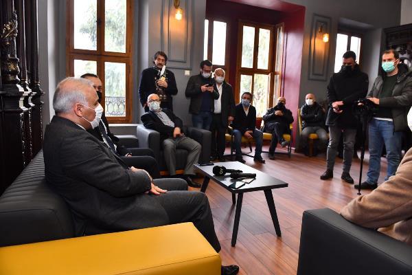 Başkan Zorluoğlu gazetecilerle buluştu!