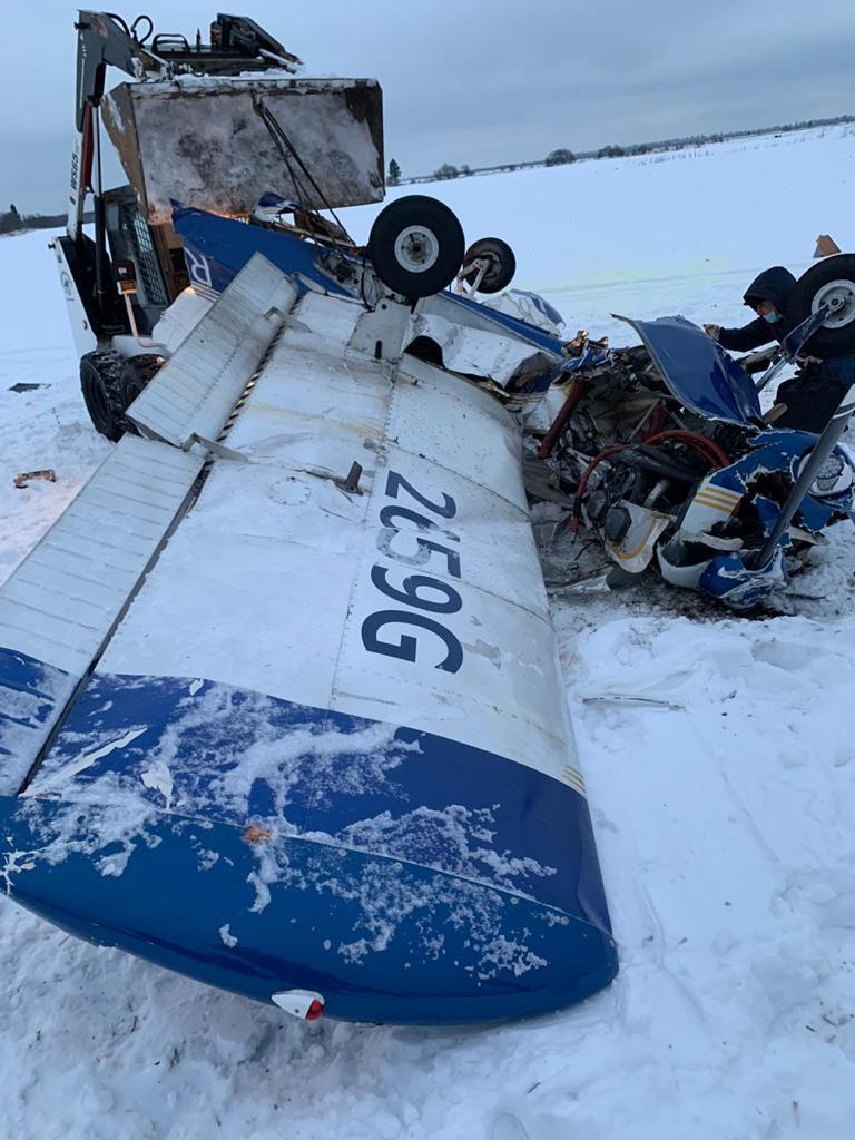 Rusya'da iki uçak havada çapıştı: 3 ölü