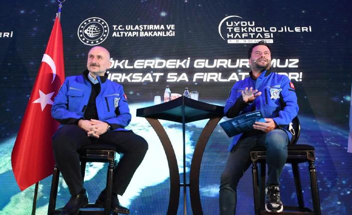 Türksat 5A'dan ilk sinyal alındı