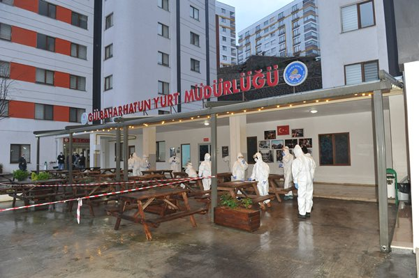 """Trabzon'da pandemi döneminde yurt, gençlik ve spor faaliyetleri: """"Çalışmalar 2021'de katlanarak sürecek"""""""