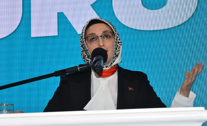 AK Parti Trabzon İl Kadın Kolları Olağan kongresi yapıldı