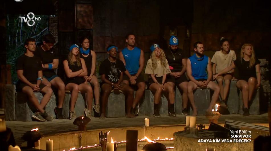 Survivor 2021'de adaya ilk veda eden yarışmacı belli oldu! Survivor'da kim elendi?