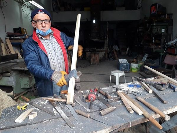 Trabzon'da pandemide tarım aletlerine ilgi arttı