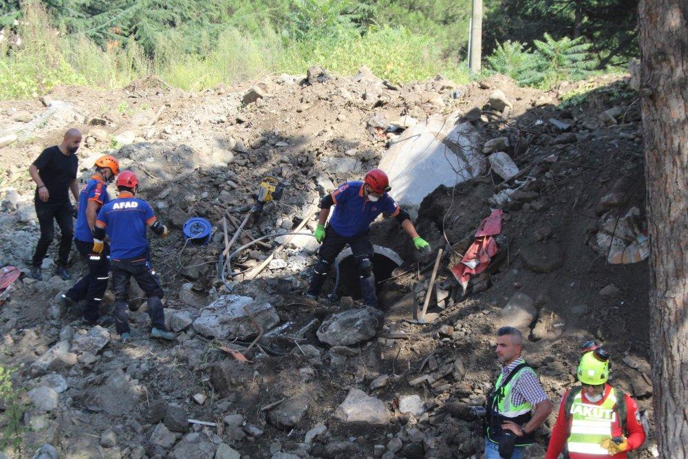 Trabzon'da 355 adet afet etüdü yapıldı