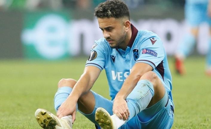 Trabzonspor Ahmet Canbaz'ı kiraladı