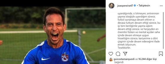 Pereira'dan flaş açıklama! Antrenörlük teklifine yanıt verdi