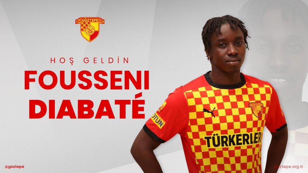 Diabate Trabzonspor'dan resmen ayrıldı! Açıklama geldi