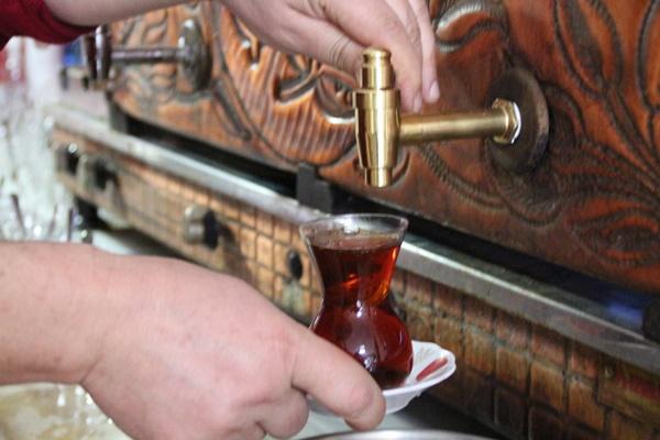 Türk çayı en çok orada tüketiliyor
