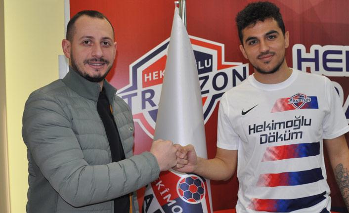 Süper Lig'den Hekimoğlu Trabzon'a... İmzayı attı!