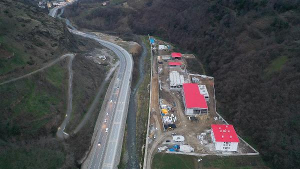 Trabzon'da yapılıyor! Karadeniz Bölgesi'nde ilk olacak