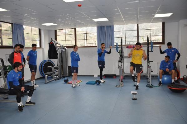 Hekimoğlu Trabzon hazırlıklara başladı